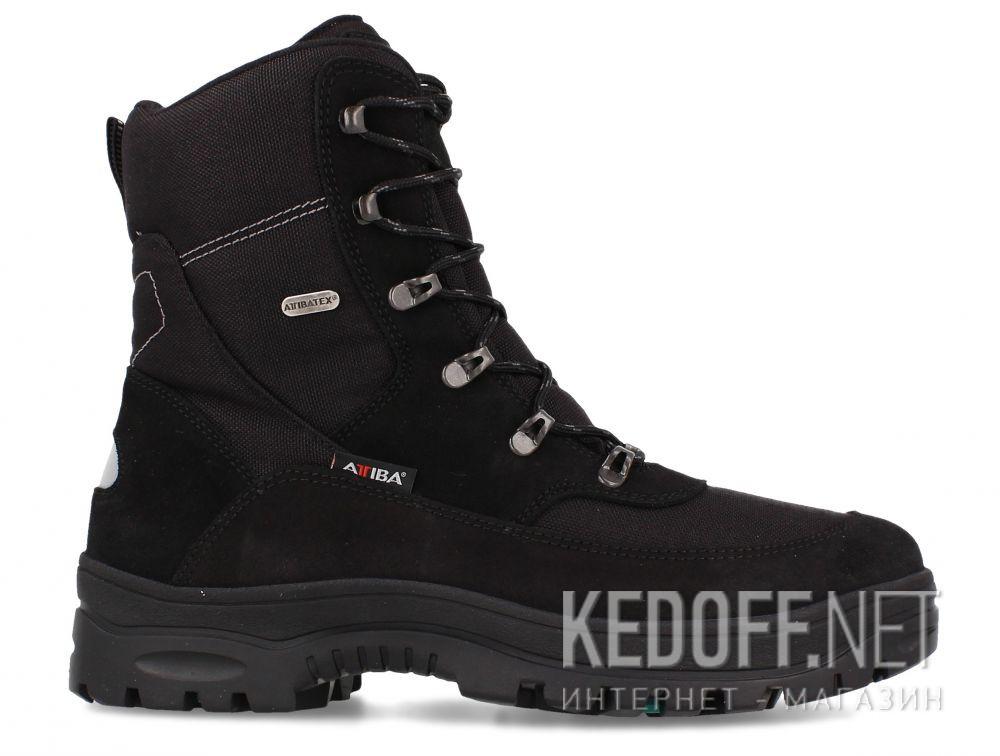 Мужские ботинки Forester OC System Attiba 53631-27 Black купить Киев
