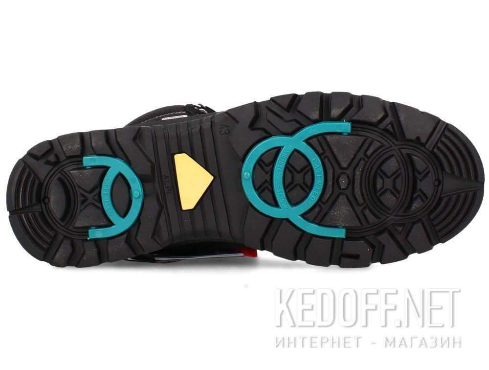 Мужские ботинки Forester OC System Attiba 53631-27 Black описание
