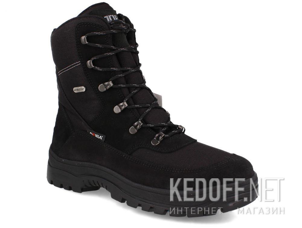 Купить Мужские ботинки Forester OC System Attiba 53631-27 Black