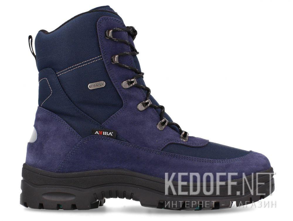 Мужские ботинки Forester OC System Attiba 53631-89 Navy US купить Украина