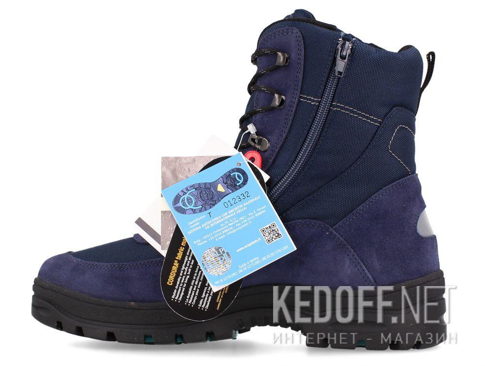 Мужские ботинки Forester OC System Attiba 53631-89 Navy US купить Киев