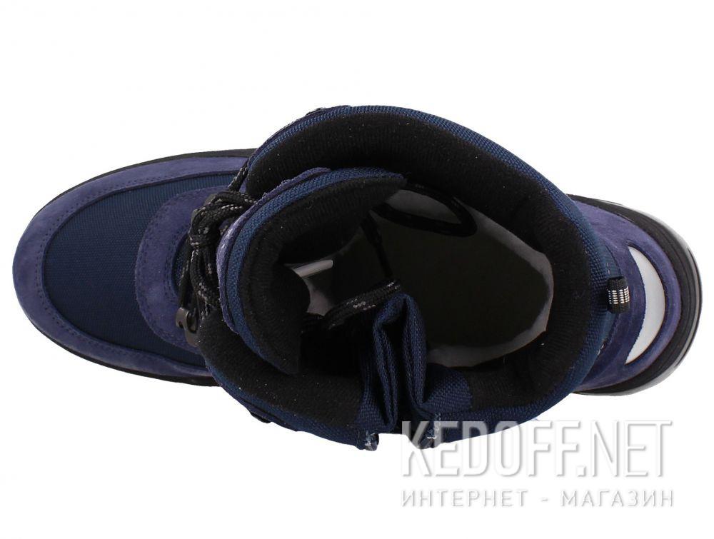 Оригинальные Мужские ботинки Forester OC System Attiba 53631-89 Navy US