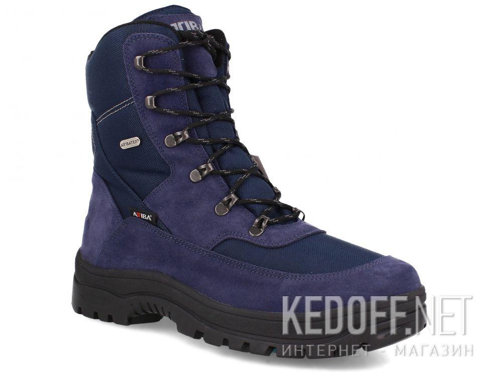 Купить Мужские ботинки Forester OC System Attiba 53631-89 Navy US