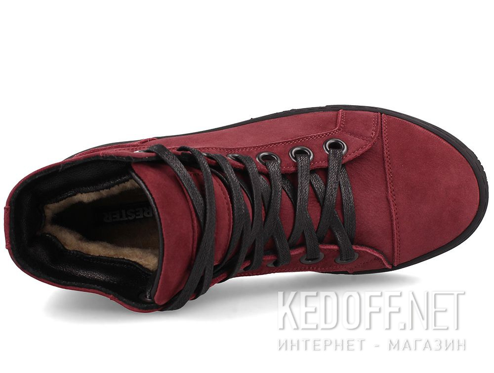 Чоловічі черевики Forester High Step 70127-148 описание