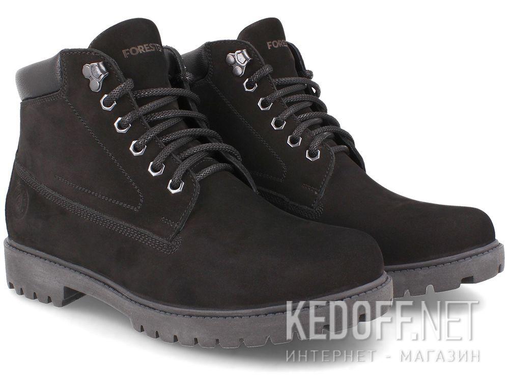 Мужские ботинки Forester Urbanitas 751-127 купить Украина