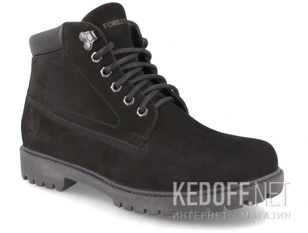 Купить Мужские ботинки Forester Urbanitas 751-127
