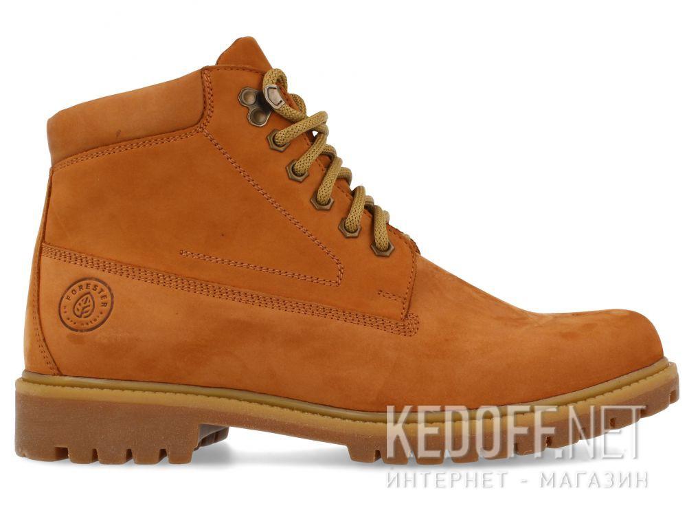 Мужские ботинки Forester Camel Nubuck Timber Land 7751-042  купить Киев