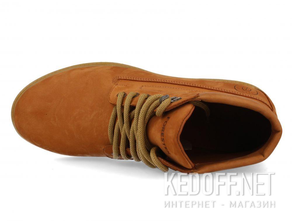 Оригинальные Мужские ботинки Forester Camel Nubuck Timber Land 7751-042