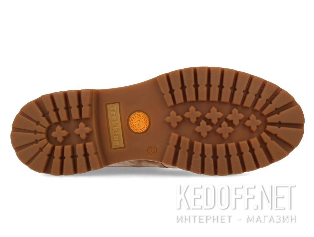 Мужские ботинки Forester Camel Nubuck Timber Land 7751-042  описание