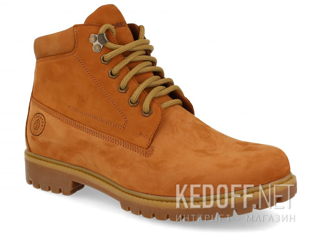 Мужские ботинки Forester Camel Nubuck Timber Land 7751-042