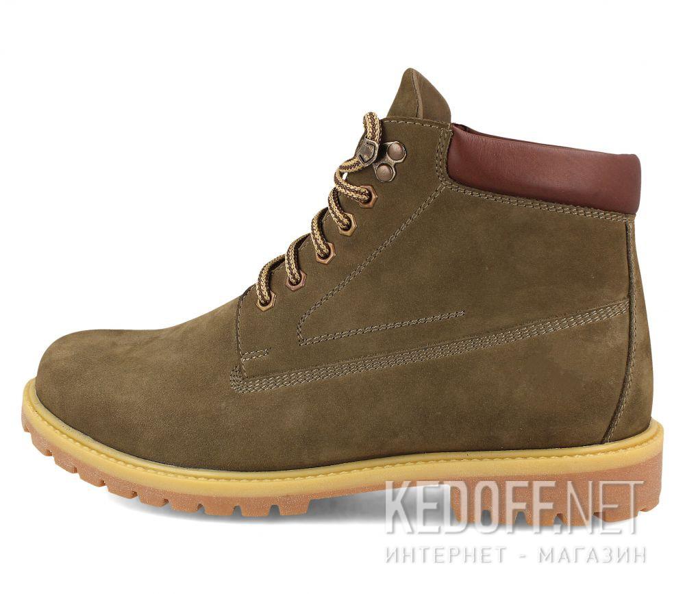 Мужские ботинки Forester 7751-062 купить Киев