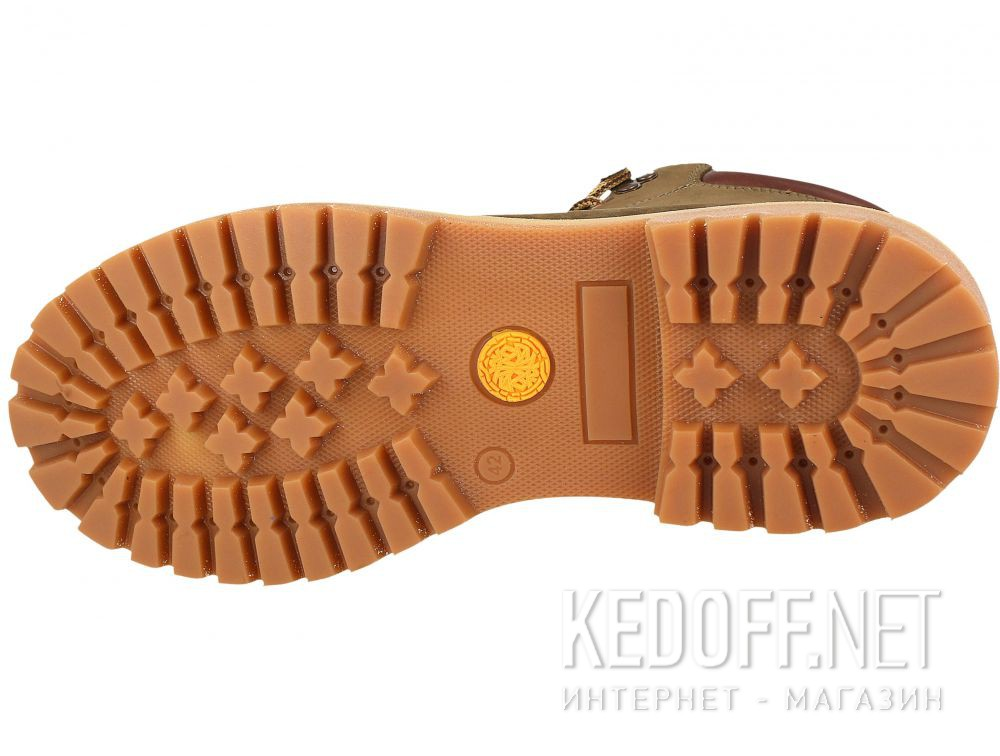 Мужские ботинки Forester 7751-062 описание