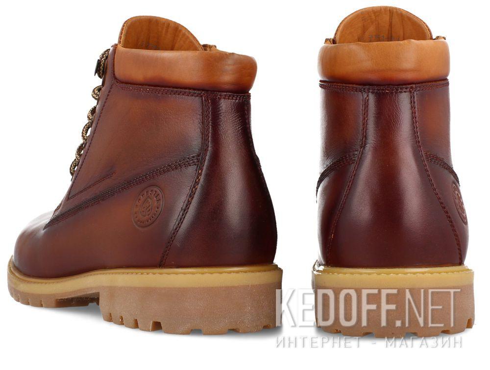 Мужские ботинки Forester Urbanitas 7751-144 описание