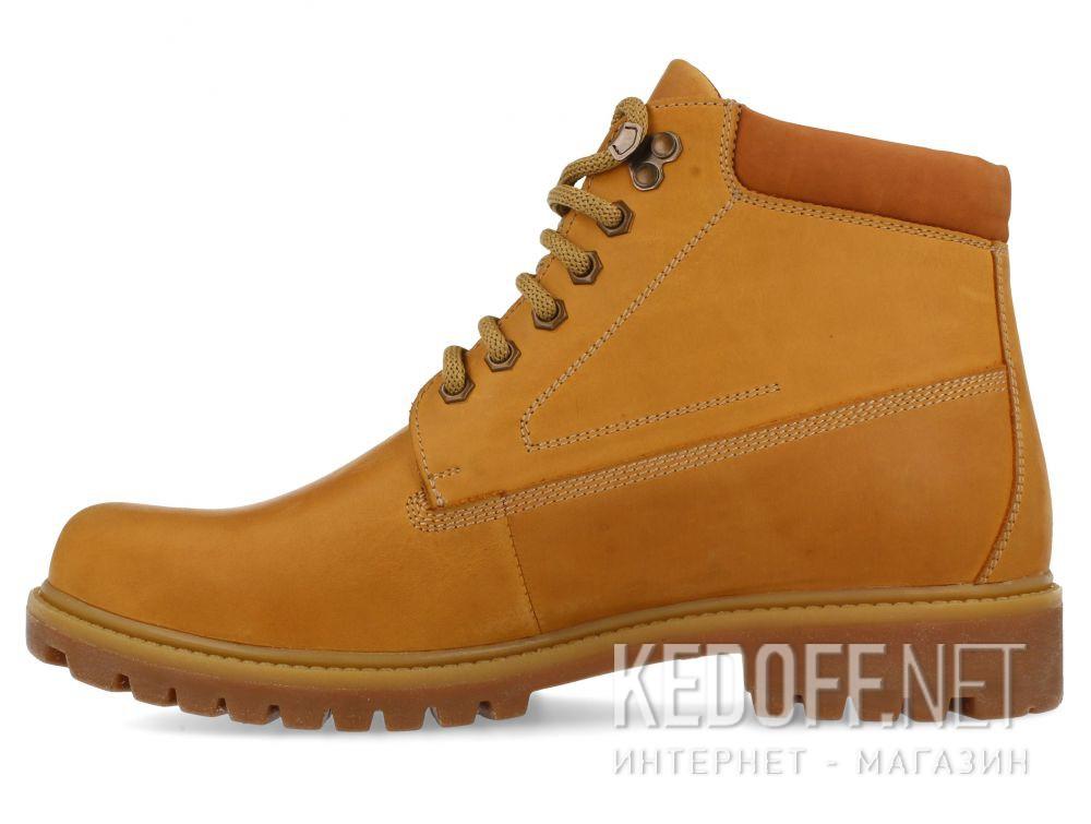 Мужские ботинки Forester Camel Leather 7751-180 Timber Land купить Украина