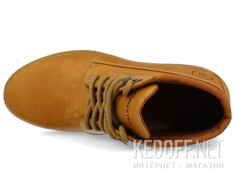 Оригинальные Чоловічі черевики Forester Camel Leather 7751-180 Timber Land