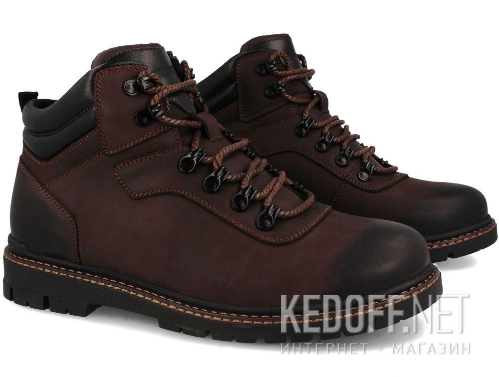 Мужские ботинки Forester Mon Cler  814-177 купить Украина