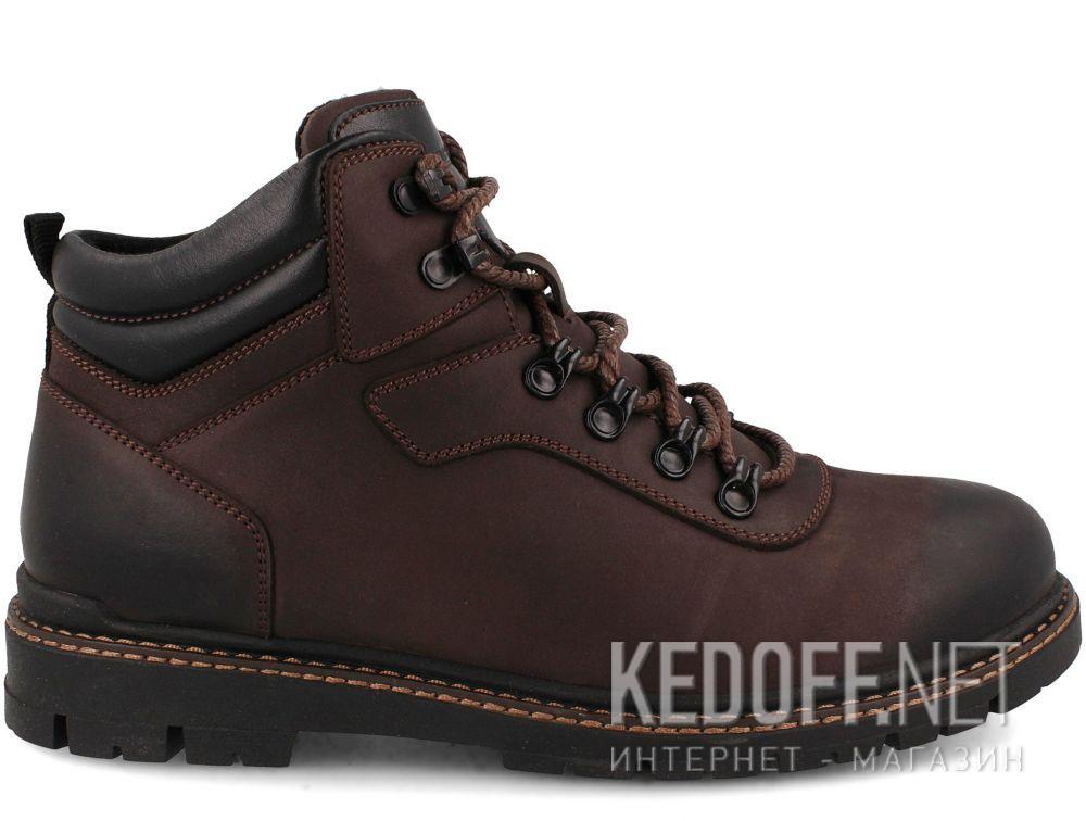 Мужские ботинки Forester Mon Cler  814-177 купить Киев