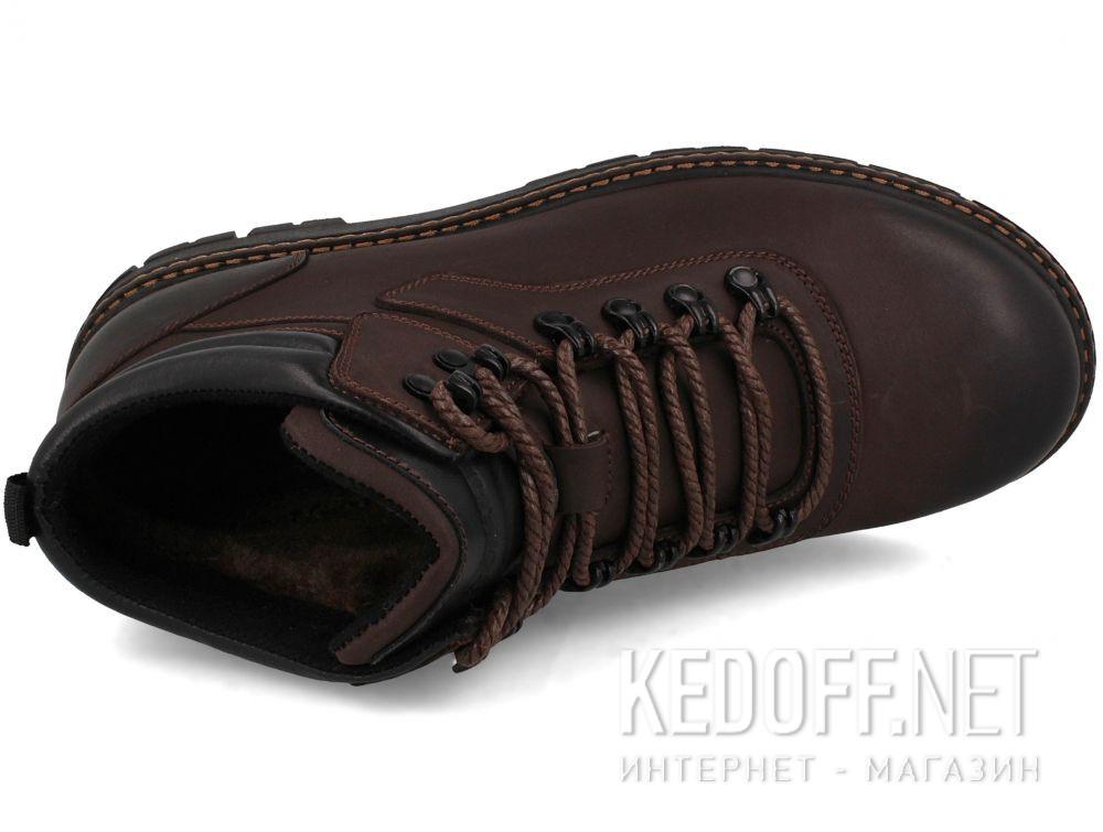 Мужские ботинки Forester Mon Cler  814-177 описание