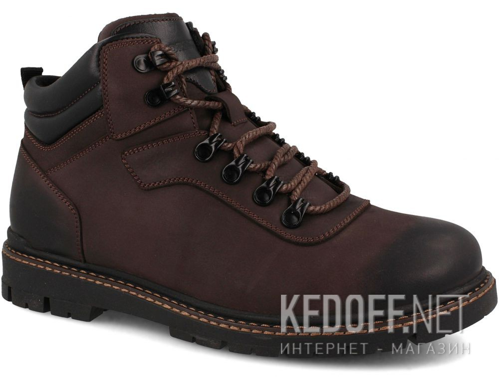 Купить Мужские ботинки Forester Mon Cler  814-177