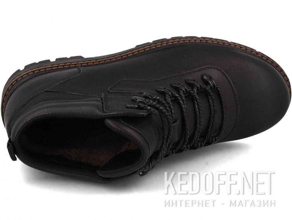 Мужские ботинки Forester Mon Cler 814 Black описание