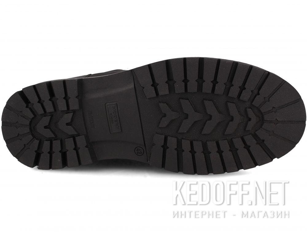 Цены на Мужские ботинки Forester Mon Cler 814 Black