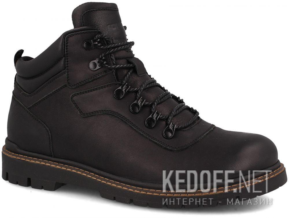 Купить Мужские ботинки Forester Mon Cler 814 Black