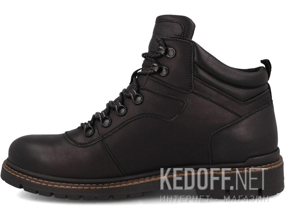 Оригинальные Мужские ботинки Forester Mon Cler 814 Black