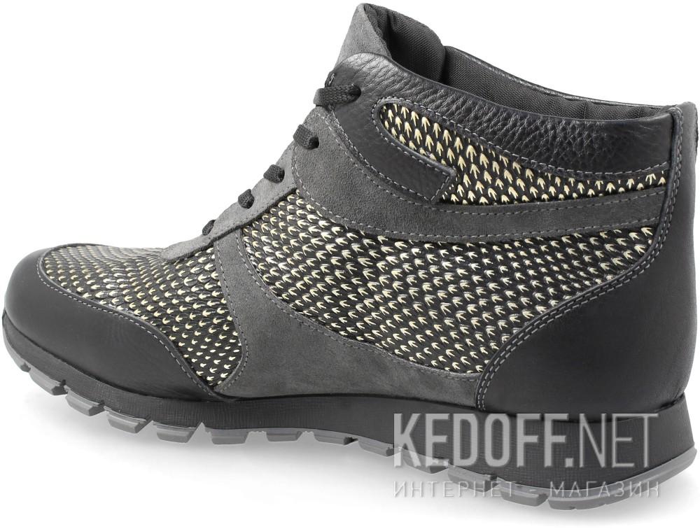 Мужские ботинки Forester 8392-127   купить Украина