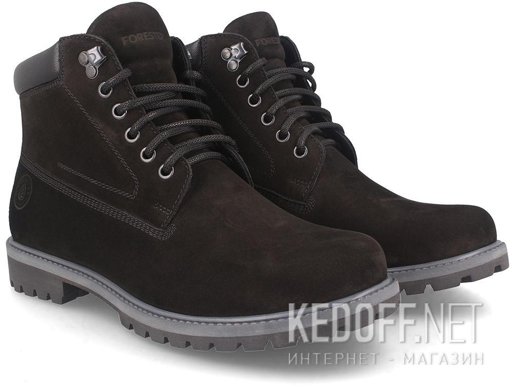 Чоловічі черевики Forester Suede Urbanity 8751-02-27 купити Україна