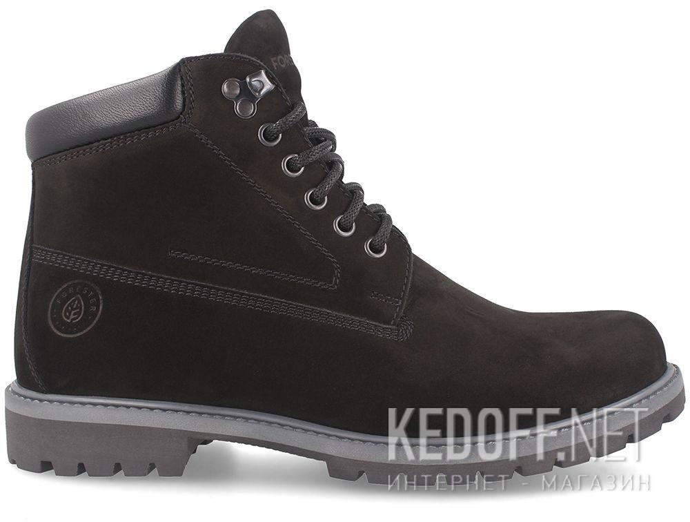 Чоловічі черевики Forester Suede Urbanity 8751-02-27 купить Киев