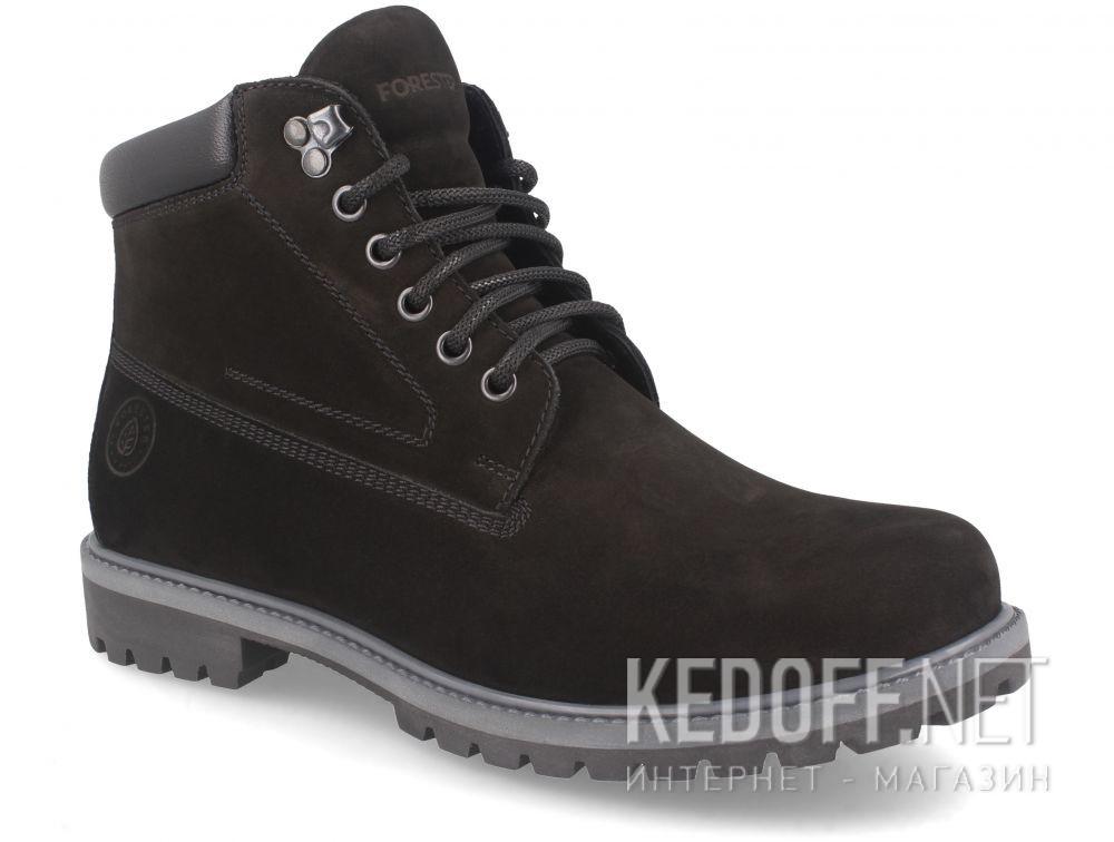 Купити Чоловічі черевики Forester Suede Urbanity 8751-02-27