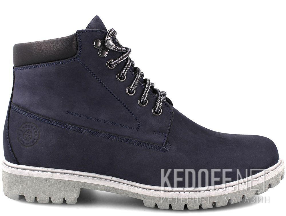 Мужские ботинки Forester 8751-052    купить Киев
