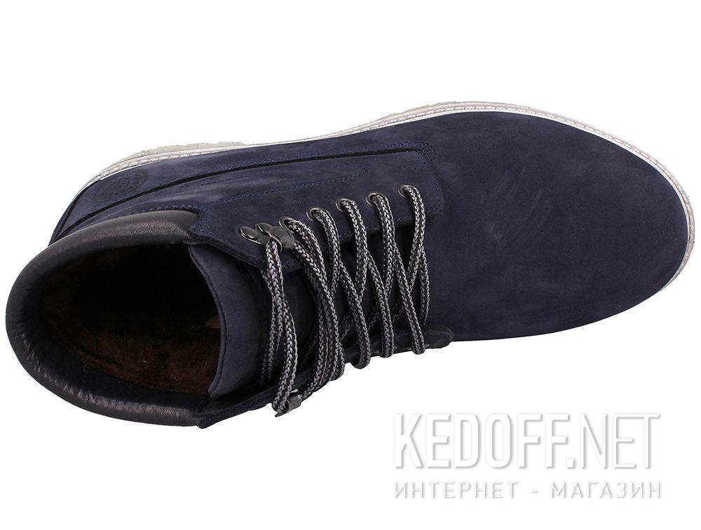 Мужские ботинки Forester 8751-052    описание