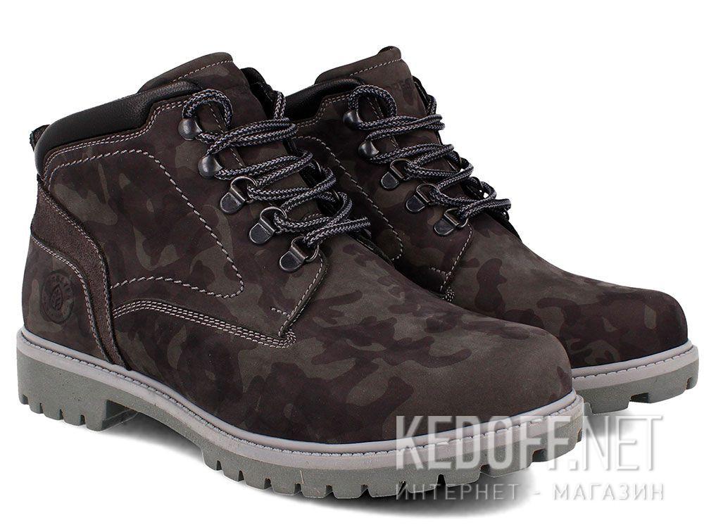 Мужские ботинки Forester 8755-821 купить Киев