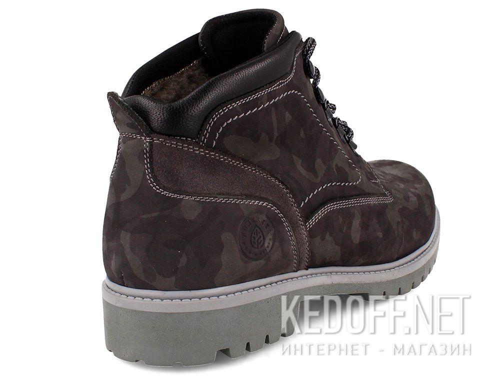 Мужские ботинки Forester 8755-821 описание