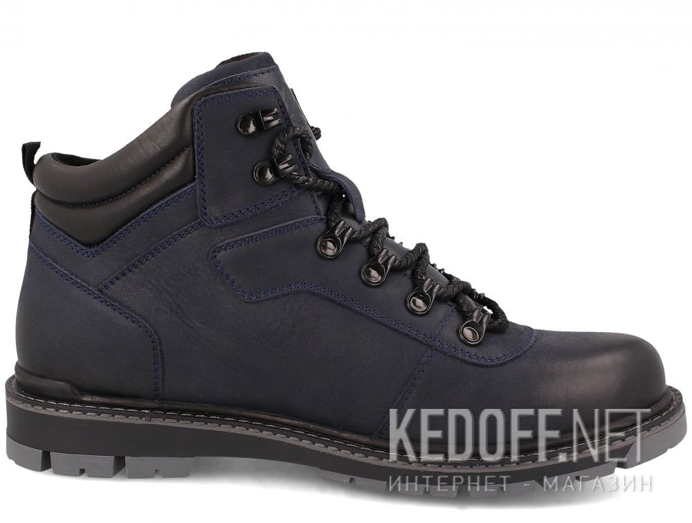 Мужские ботинки Forester 8814-155 купить Украина