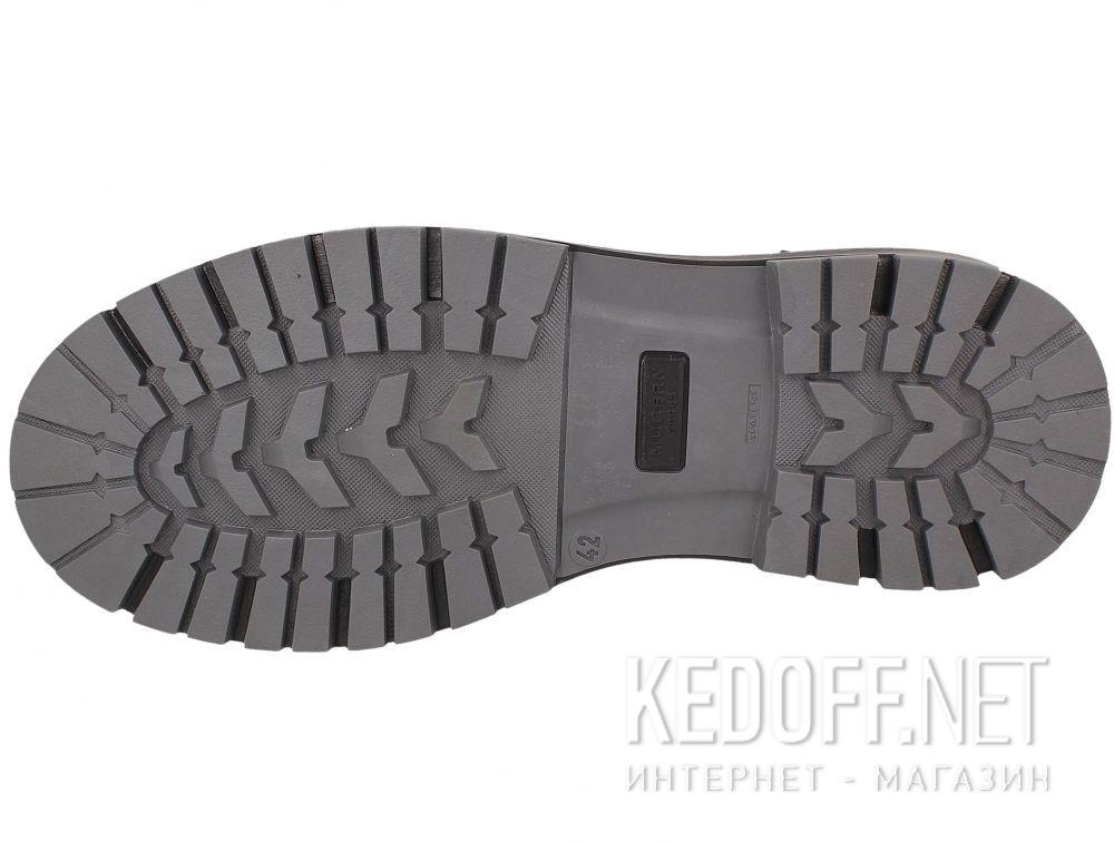 Мужские ботинки Forester 8814-155 описание