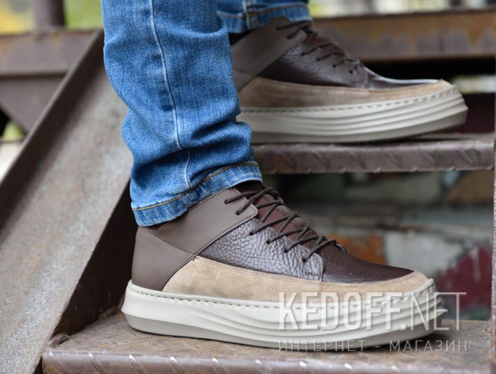 Доставка Мужские ботинки Forester 9500-4518