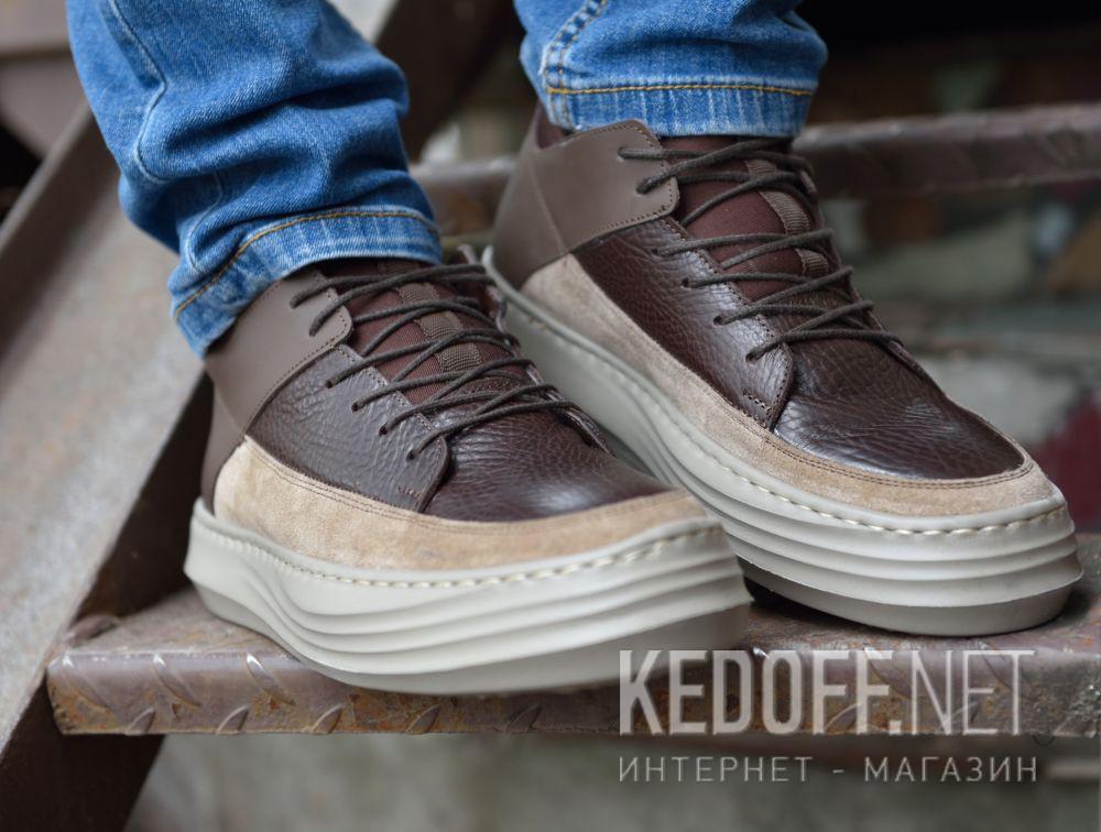 Мужские ботинки Forester 9500-4518 доставка по Украине