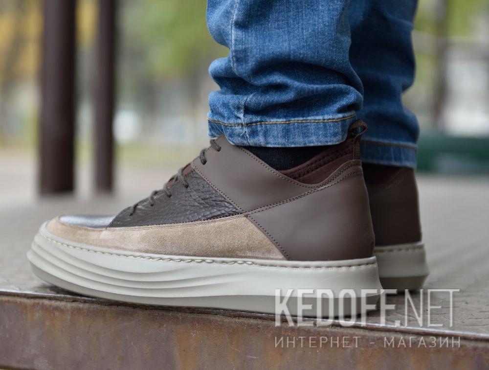 Мужские ботинки Forester 9500-4518