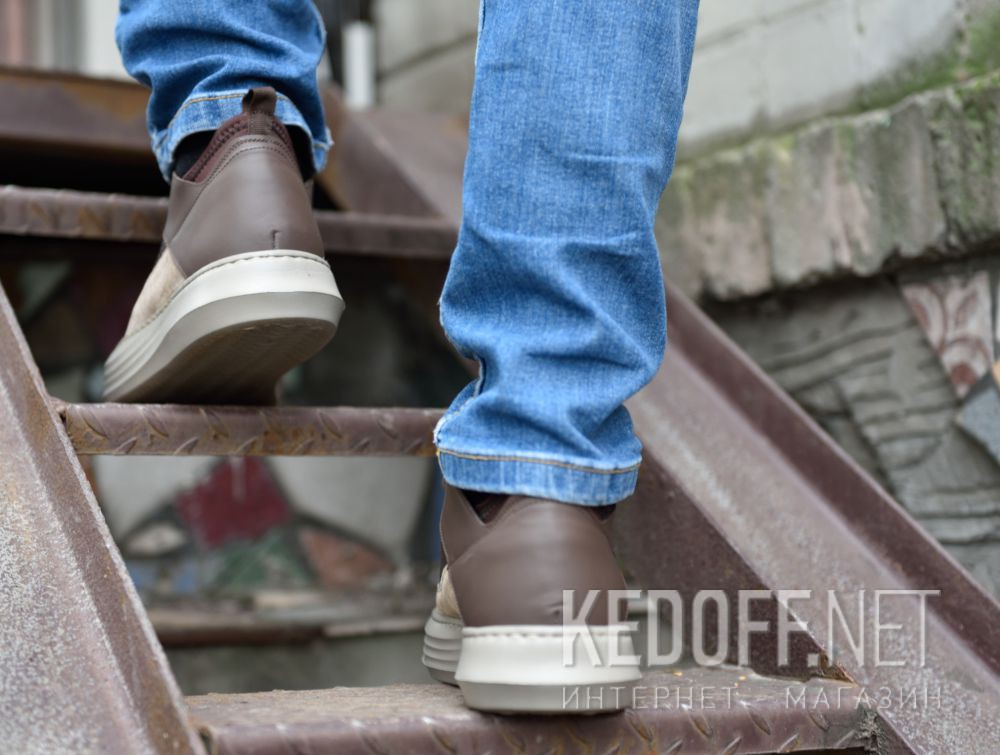 Мужские ботинки Forester 9500-4518 все размеры