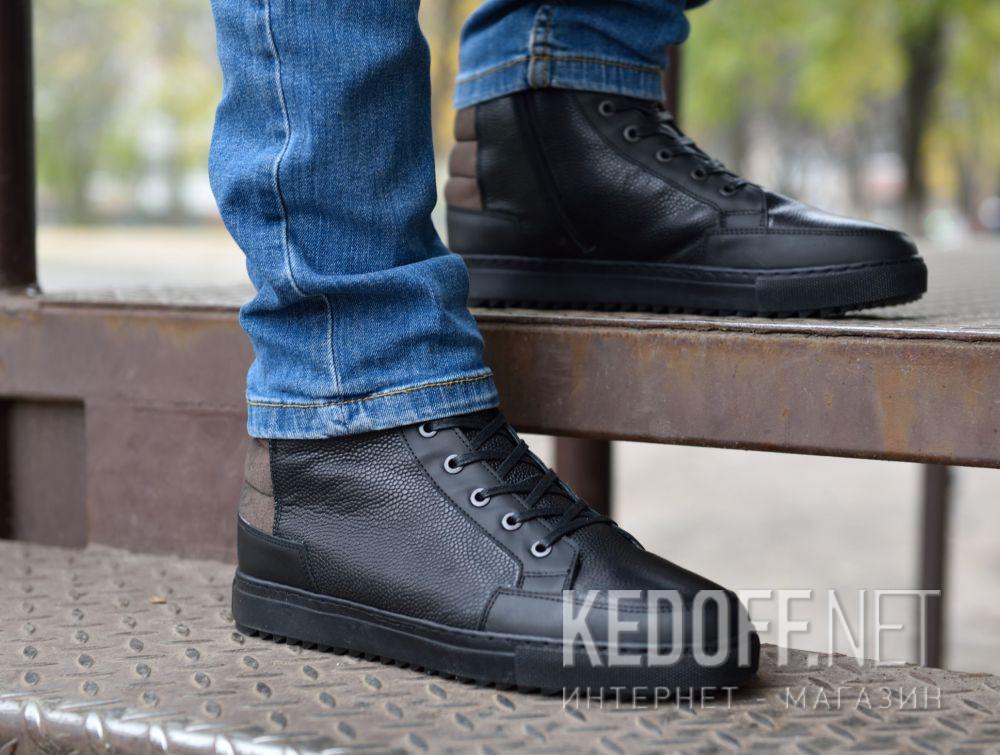 Доставка Мужские ботинки Forester 9535-27