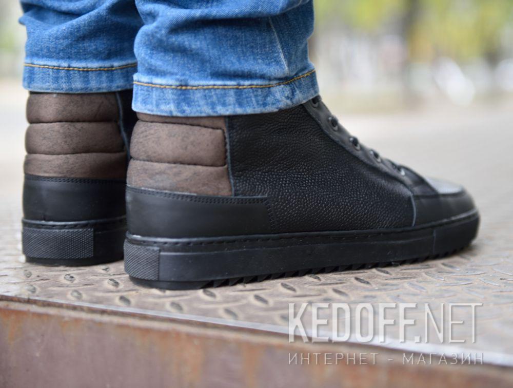 Мужские ботинки Forester 9535-27