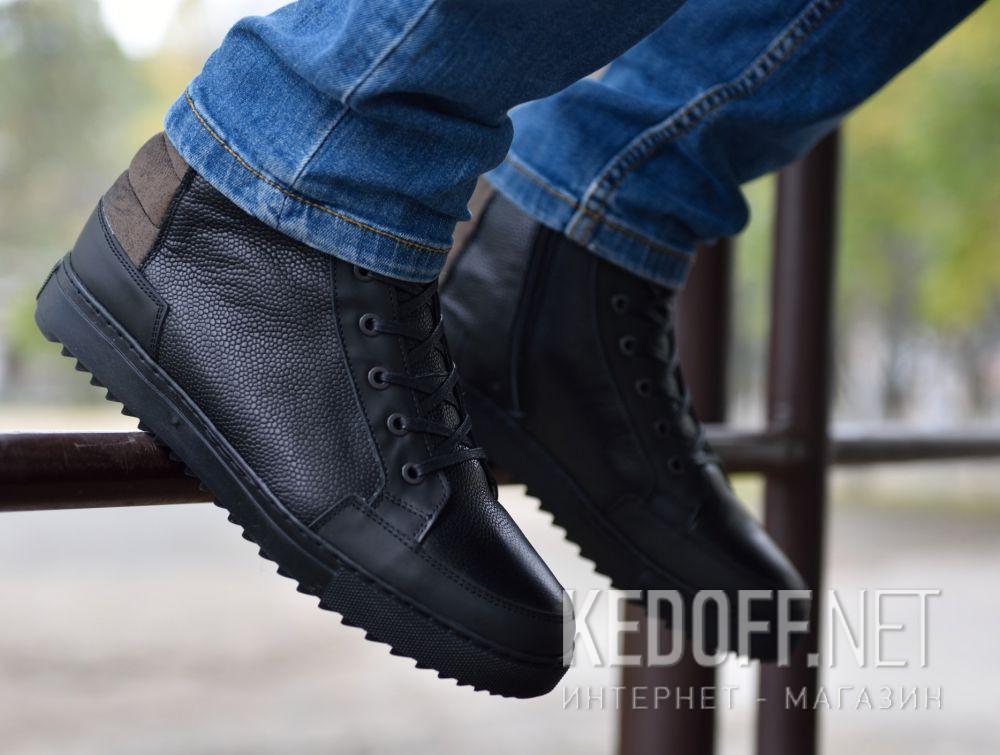 Мужские ботинки Forester 9535-27 все размеры