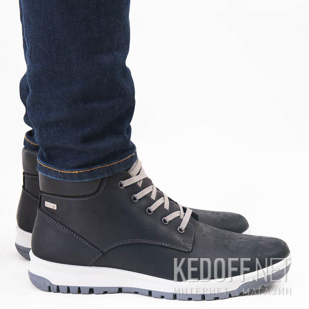 Мужские ботинки Forester Black Camper 4255-30