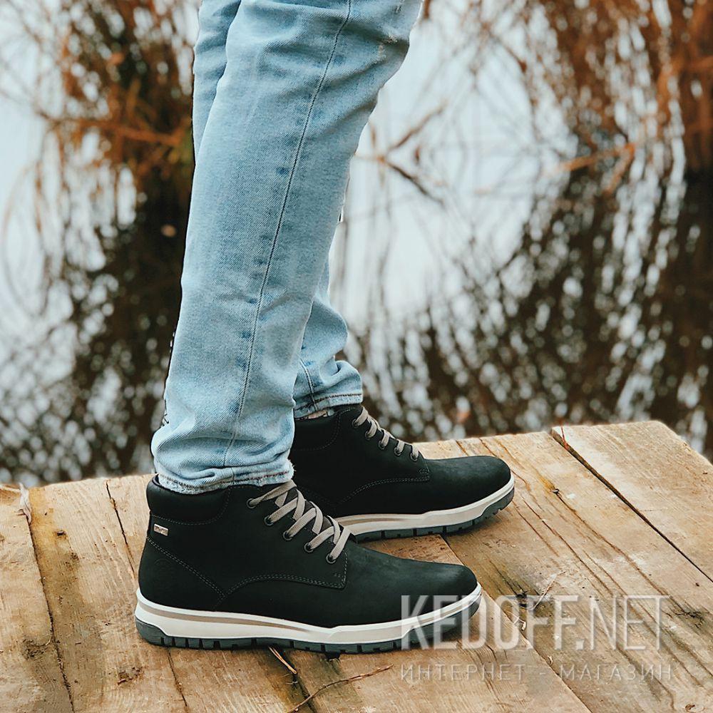 Доставка Мужские ботинки Forester Black Camper 4255-30