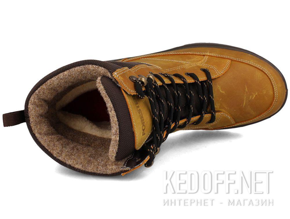 Мужские ботинки Forester Camel Jack Cordura 3435-2-74 описание