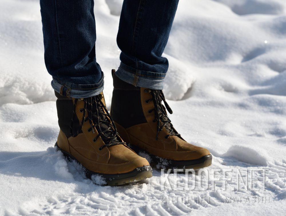 Мужские ботинки Forester Camel Jack Cordura 3435-2-74 все размеры