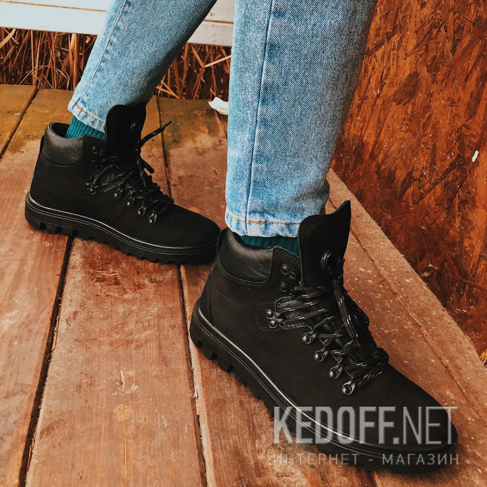 Доставка Мужские ботинки Forester Danner Padula 402-27 Wateproof