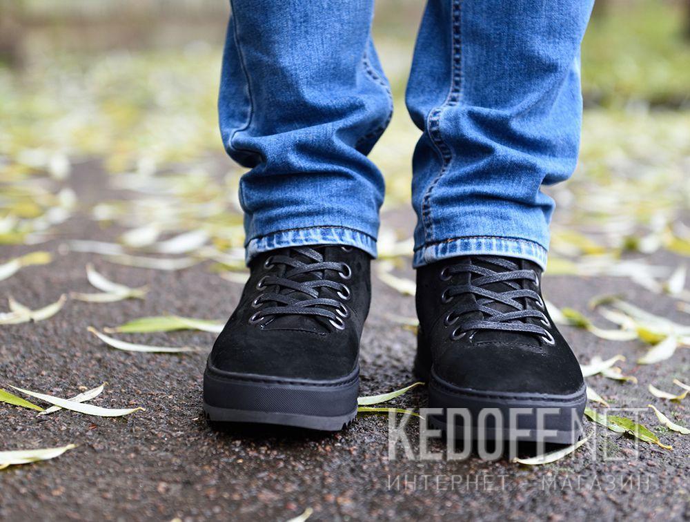 Доставка Мужские ботинки Forester Dark Agent 7-01N-271
